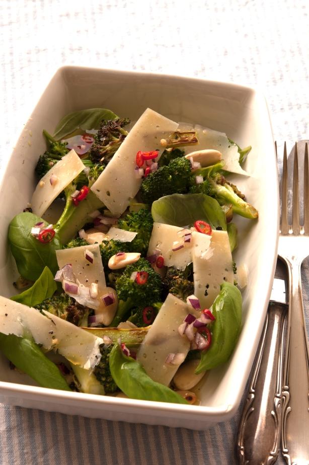 natürlich essen | gebratener Brokkoli | Lars Brouwers & Torsten Fleischer