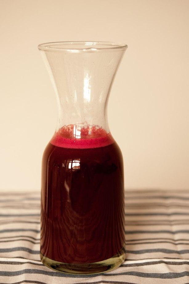 natürlich essen | Rote Beete Smoothie | Lars Brouwers & Torsten Fleischer