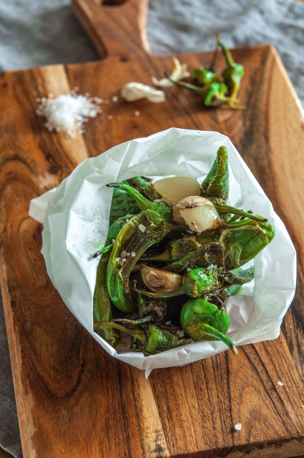 natürlich essen | Pimientos de Padrón | Lars Brouwers & Torsten Fleischer