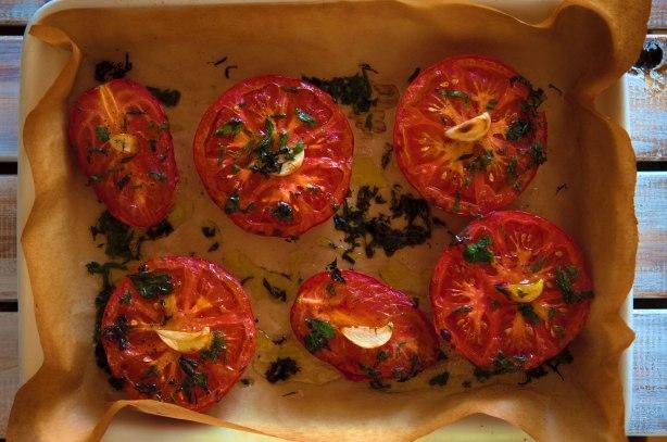 natürlich essen | Tomaten al forno | Lars Brouwers & Torsten Fleischer