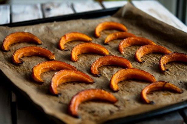 natürlich essen | Kürbisecken aus dem Backofen | Lars Brouwers & Torsten Fleischer