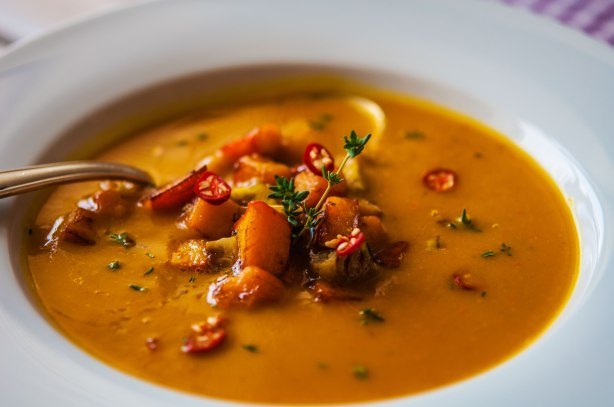 natürlich essen | Kürbissuppe | Lars Brouwers & Torsten Fleischer