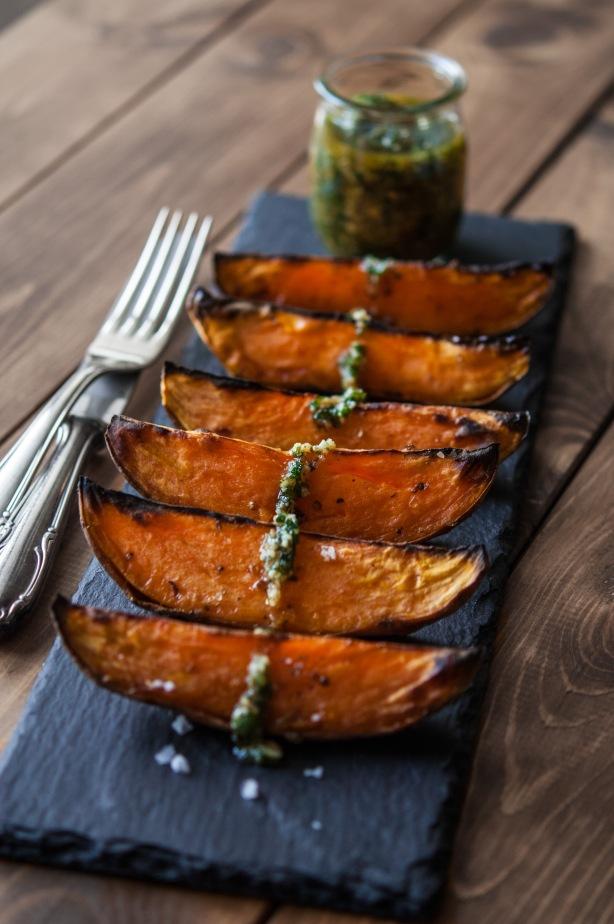 natürlich essen | Süßkartoffel | Lars Brouwers & Torsten Fleischer