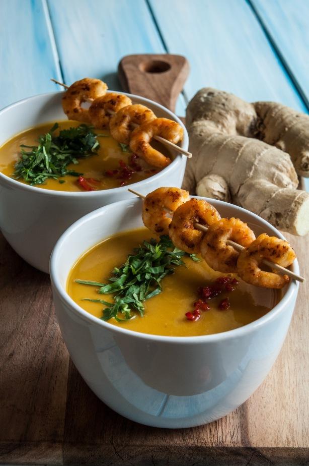 natürlich essen | Süßkartoffel Suppe | Lars Brouwers & Torsten Fleischer