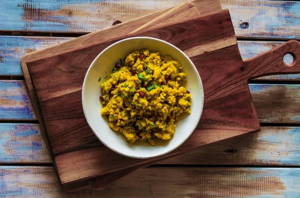 natürlich essen | Blumenkohl Couscous | Lars Brouwers & Torsten Fleischer
