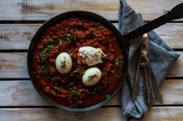 natürlich essen | Tomaten-Curry mit Ei | Lars Brouwers & Torsten Fleischer