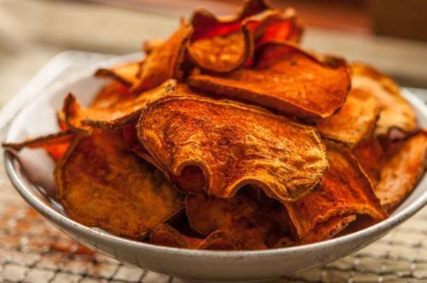 natürlich essen | Süßkartoffel Chips | Lars Brouwers & Torsten Fleischer
