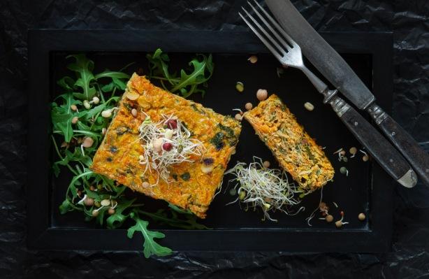 natürlich essen | Möhren Frittata | Lars Brouwers & Torsten Fleischer