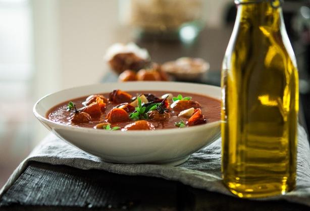 natürlich essen | Tomatensuppe | Lars Brouwers & Torsten Fleischer