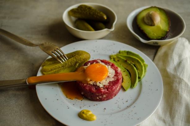 natürlich essen|Rinder-Tatar|Lars Brouwers & Torsten Fleischer