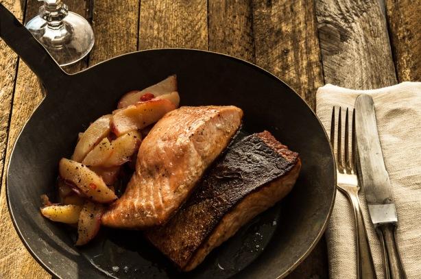 natürlich essen | Wildlachs Filet | Lars Brouwers & Torsten Fleischer