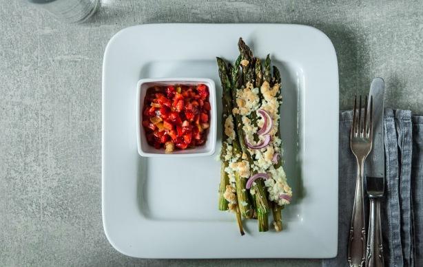natürlich essen | Spargel mit Relish | Lars Brouwers & Torsten Fleischer