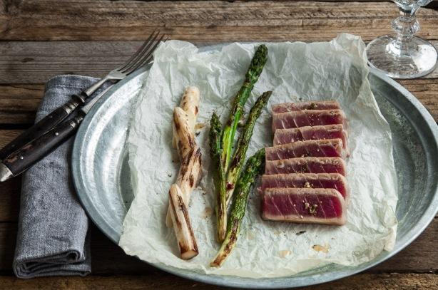 natürlich essen | Tunfisch Steak | Lars Brouwers & Torsten Fleischer
