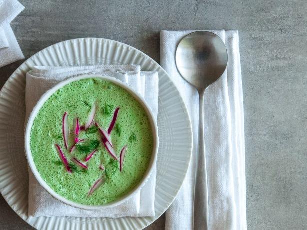 natürlich essen | Gurkensuppe | Lars Brouwers & Torsten Fleischer