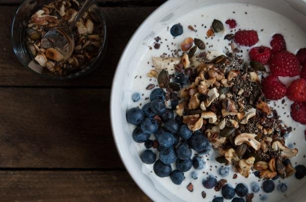 natürlich essen | Beeren-Frühstück | Lars Brouwers & Torsten Fleischer
