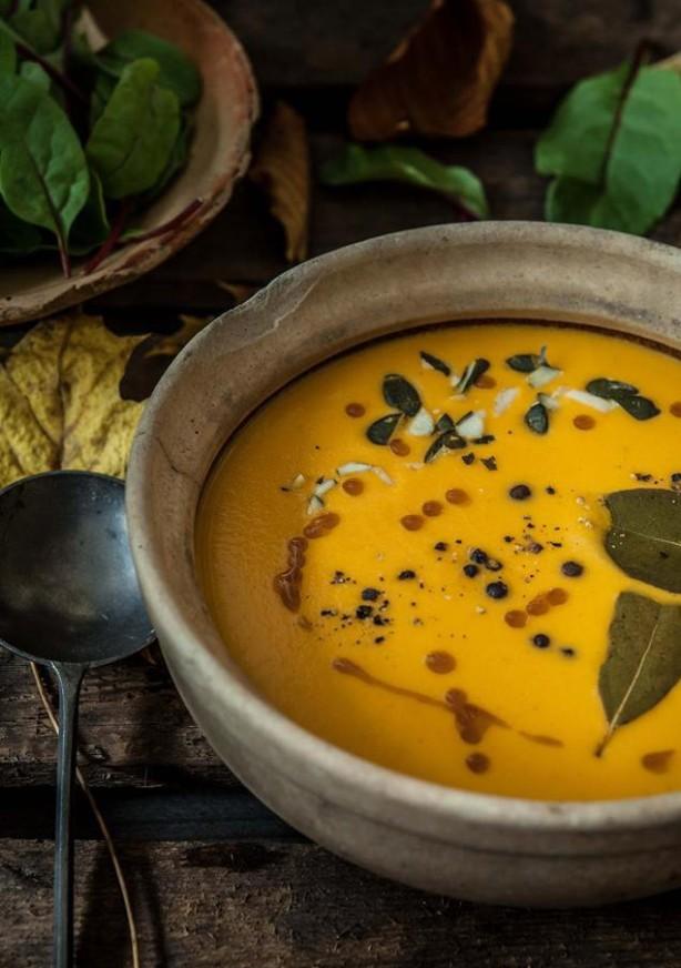 natürlich essen | Kürbis Suppe | Lars Brouwers & Torsten Fleischer