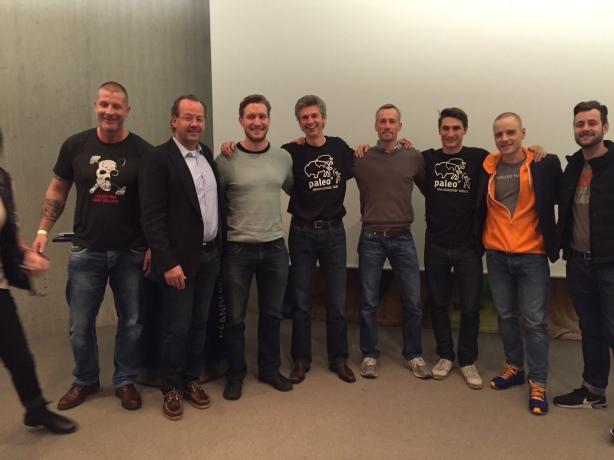 Abschluss Team Paleo Conference