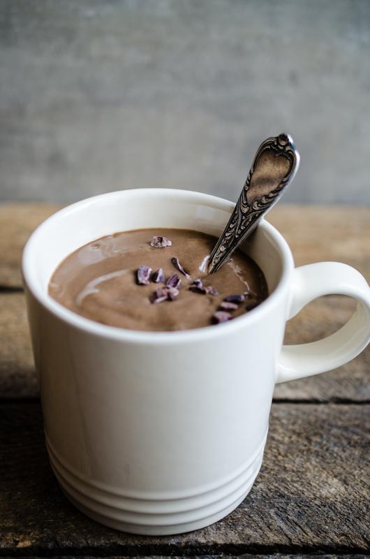 natürlich essen | Paleo Chocolate Vanilla Coffee | Lars Brouwers & Torsten Fleischer