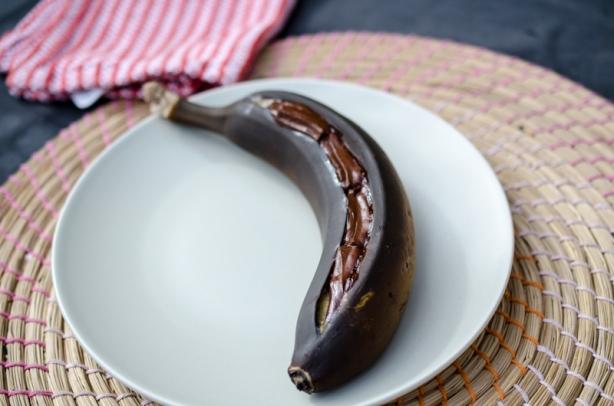 natürlich essen | gebackene Banane1 | Lars Brouwers & Torsten Fleischer
