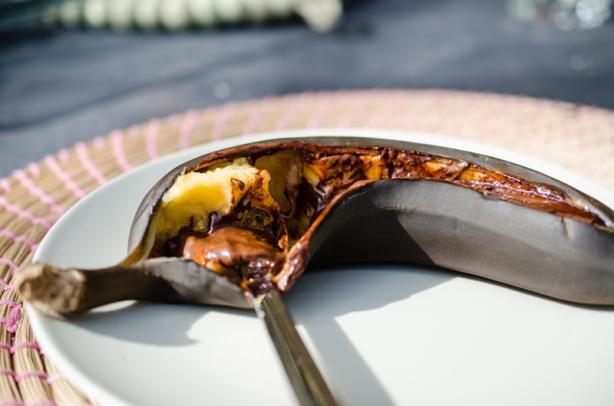 natürlich essen | gebackene Banane2 | Lars Brouwers & Torsten Fleischer