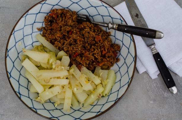 natürlich essen | Rinderhack mit Kohlrabi | Lars Brouwers & Torsten Fleischer