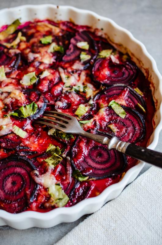 natürlich essen | Rote Bete-Gratin | Lars Brouwers & Torsten Fleischer