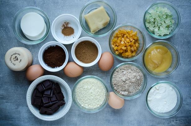 natürlich essen | Lebkuchen-Zutaten | Lars Brouwers & Torsten Fleischer