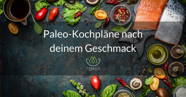natürlich essen | Lars Brouwers & Torsten Fleischer | Temgy Paleo-Kochpläne