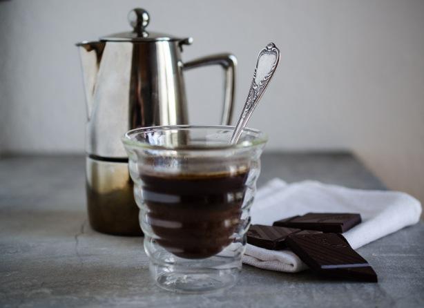 natürlich essen | Paleo Hot Chocolate Espresso | Lars Brouwers & Torsten Fleischer