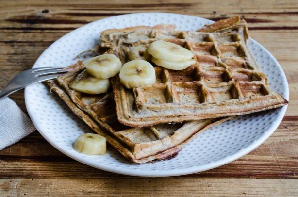 natürlich essen | Paleo Waffeln | Lars Brouwers & Torsten Fleischer