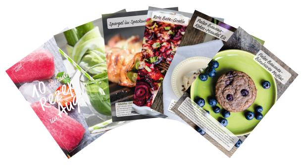 Gesunde Sommerküche Rezepte : 10 sommerliche rezepte im august natürlich essen ab heute gesund!